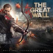 The Great Wall Ramin Djawadi CD Cover