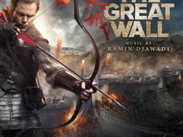 The Great Wall Ramin Djawadi CD Cover
