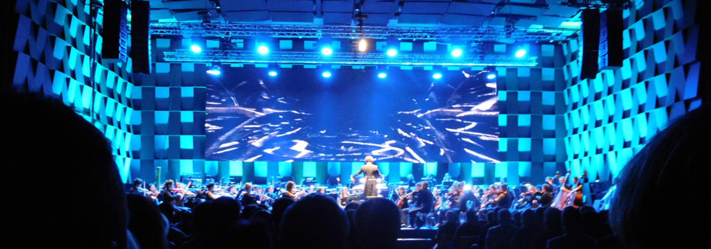 Film Music Prague Alien Concert
