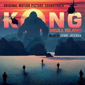Kong Skull Island CD Cover - Henry Jackman