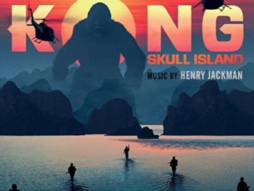 Kong Skull Island CD Cover - Henry Jackman
