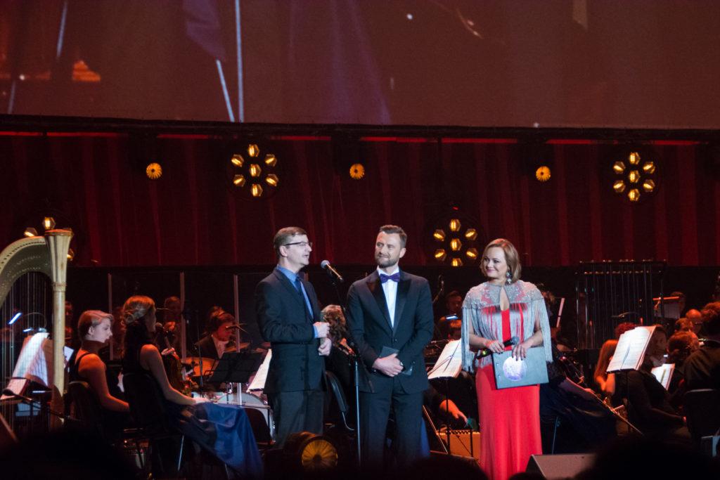 FMF All is Film Music Gala - Robert Townson ontvangt Ambassador award