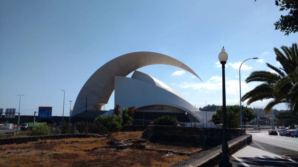 Auditorium van Santa Cruz