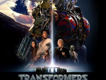 Transformers: The Last Knight - Steve Jablonksy