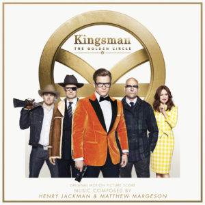 Henry Jackman & Matthew Margeson - Kingsman The Golden Circle