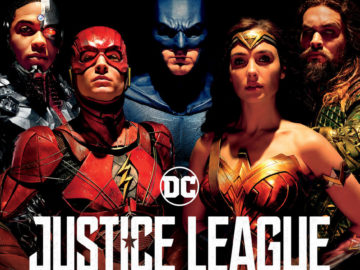 Justice League - Danny Elfman