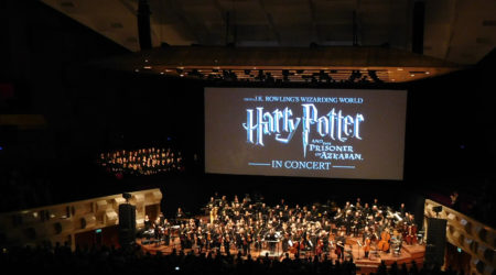 Harry Potter - Rotterdam - concert