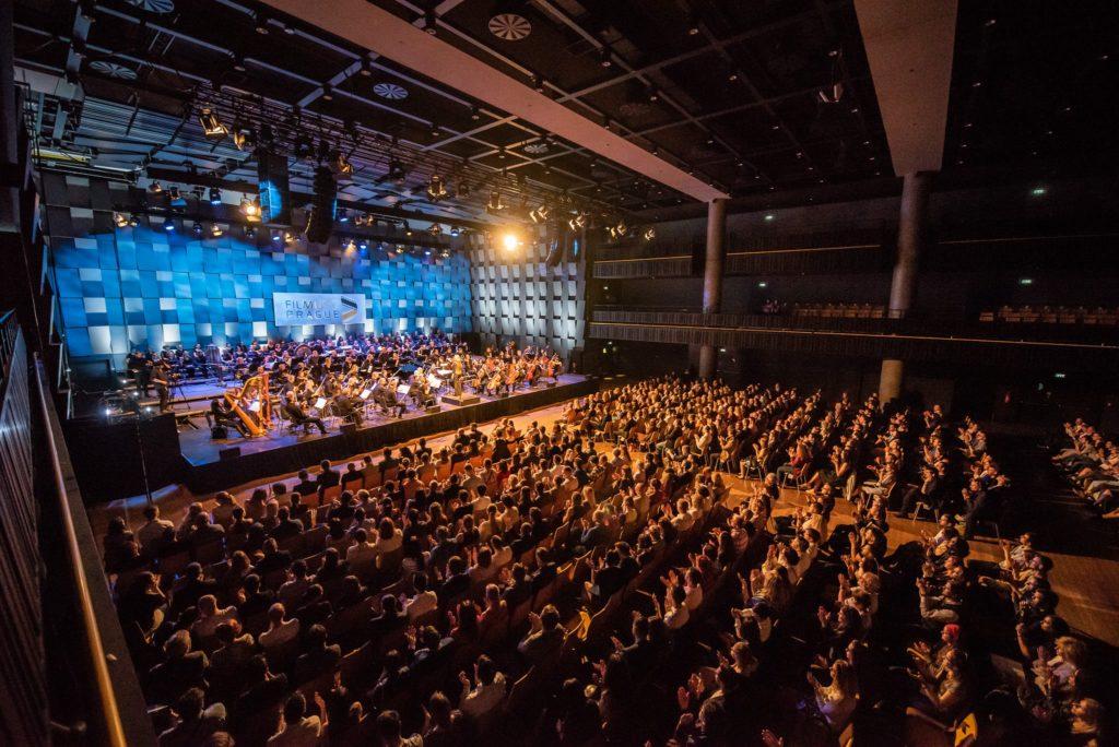Clint Mansell concert Prague 1