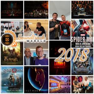 SoundtrackWereld jaaroverzicht 2018