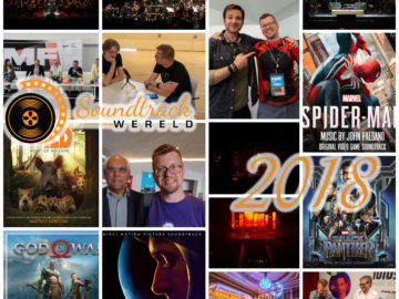 SoundtrackWereld jaaroverzicht 2018